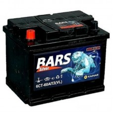 BARS Silver 60Ah L+