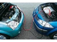 Как завести машину с севшим аккумулятором?