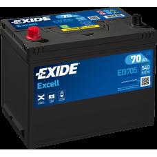 EXIDE EB705 70Ah