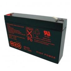 WBR GP 672  7.2Ah 6V