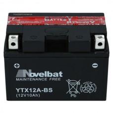 Novelbat YTX12A-BS 12V 10Ah