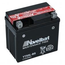 Novelbat AGM YTX5L-BS 12V 4Ah