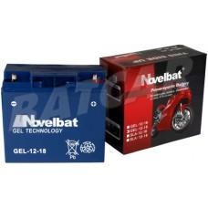 Novelbat GEL-12-18 12V 18Ah