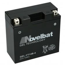 Novelbat GEL YT14B-4 12V 12Ah