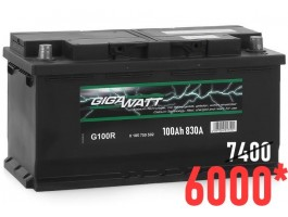 GIGAWATT 100 Ah