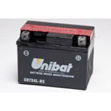 Unibat CBTX4L-BS