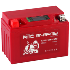 Red Energy DS 12-09